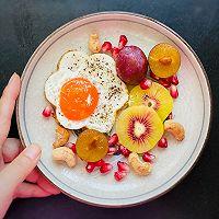 清晨画一幅美丽的画 早餐集锦的做法图解13