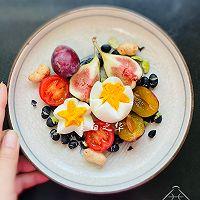 清晨画一幅美丽的画 早餐集锦的做法图解15