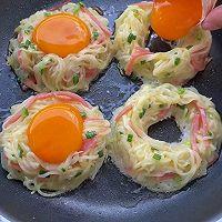 早餐不知道吃什么,一定要试试这个太阳蛋土豆饼!的做法图解10