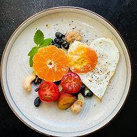 清晨画一幅美丽的画 早餐集锦的做法图解6