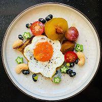 清晨画一幅美丽的画 早餐集锦的做法图解8