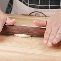 """美味营养早餐在家自制""""手抓饼""""的做法图解8"""