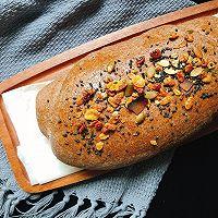#换着花样吃早餐#减脂健康早餐——无糖低油全麦面包的做法图解14