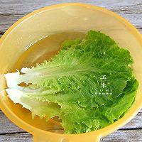 #我为奥运出食力# 折叠紫菜包饭,10分钟就能搞定的简单早餐的做法图解1