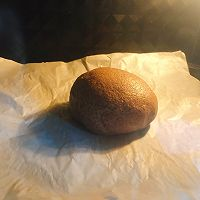 #换着花样吃早餐#减脂健康早餐——无糖低油全麦面包的做法图解5