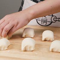 """美味营养早餐在家自制""""手抓饼""""的做法图解4"""