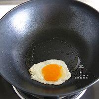 #我为奥运出食力# 折叠紫菜包饭,10分钟就能搞定的简单早餐的做法图解5