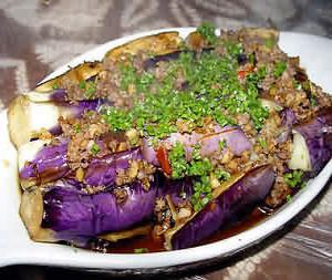 川菜:红烧茄子的家常做法