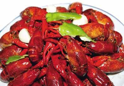 辣子龙虾的家常做法