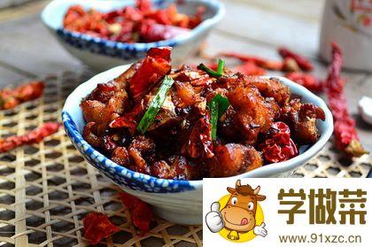 辣子鸡的做法 最正宗的做法的家常做法