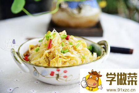 四川泡菜粉丝的家常做法
