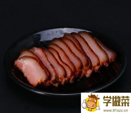 鞅山枫叶肉干的家常做法