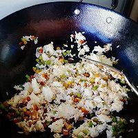 炒米饭的做法图解9