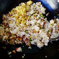 炒米饭的做法图解10