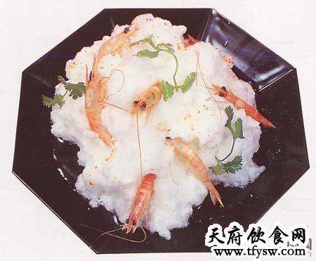 雪山潭虾的家常做法