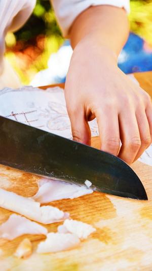 福建大虾炒面的家常做法