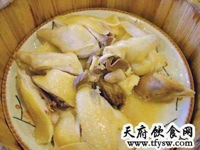 干贝水晶鸡的家常做法
