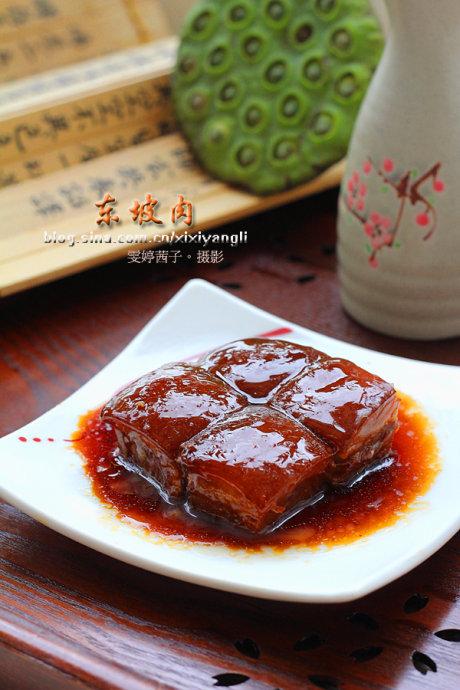 杭州名菜:东坡肉的家常做法