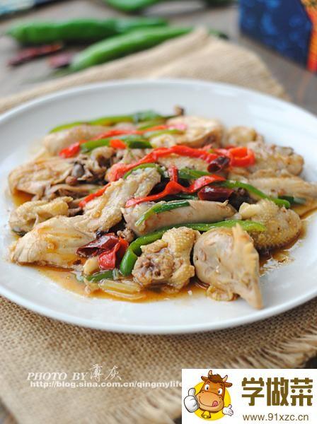 八大湘菜之首-东安子鸡的家常做法