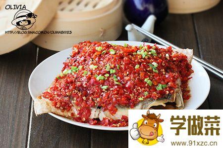 湘味第一菜:剁椒鱼头的家常做法