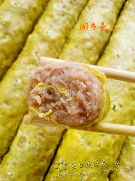 湘式名菜:蛋卷的家常做法