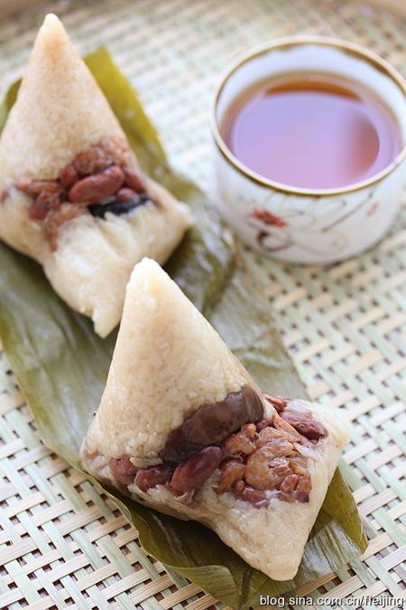 粤式肉粽的家常做法