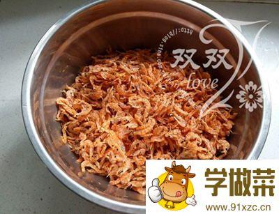 宝宝虾皮粉的做法_图解宝宝辅食虾皮粉怎么做