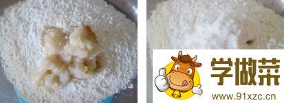 不流油蛋黄酥的做法教你如何做蛋黄酥不流油