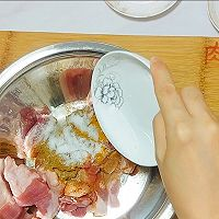 【生酮饮食·真酮】0失败的香脆炸五花肉(减肥食谱,一起瘦)的做法图解7