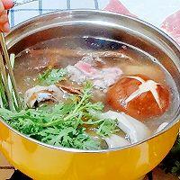 【生酮饮食·真酮】可以喝汤的骨汤虾皮火锅(减肥食谱,一起瘦)的做法图解9
