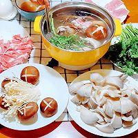 【生酮饮食·真酮】可以喝汤的骨汤虾皮火锅(减肥食谱,一起瘦)的做法图解8