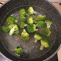 【黑椒蒜香鸡胸肉】今天又是健康低卡饮食的一天!的做法图解7