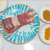 【生酮饮食·真酮】0失败的香脆炸五花肉(减肥食谱,一起瘦)的做法图解1