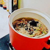 【生酮饮食·真酮】可以喝汤的骨汤虾皮火锅(减肥食谱,一起瘦)的做法图解5