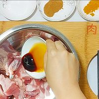 【生酮饮食·真酮】0失败的香脆炸五花肉(减肥食谱,一起瘦)的做法图解4