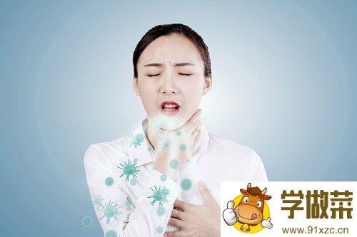 喉咙发炎喉咙痛怎么办 这几招用起来