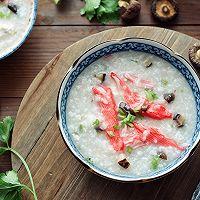 开胃补钙的蟹柳豆腐粥的做法图解8