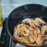 补钙海鲜零食-风干味虾的做法图解2