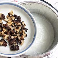 开胃补钙的蟹柳豆腐粥的做法图解3