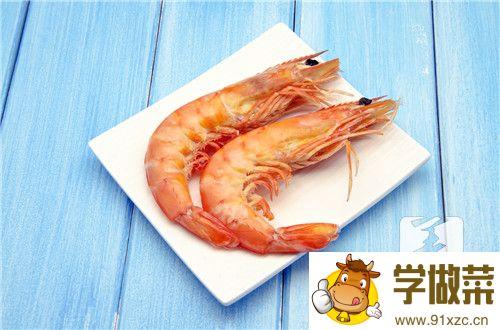黑虎虾的营养价值_好处_益处