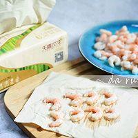 泰式酸辣酱虾仁芒果沙拉的做法图解2
