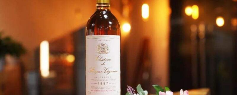 喝甜葡萄酒的好处