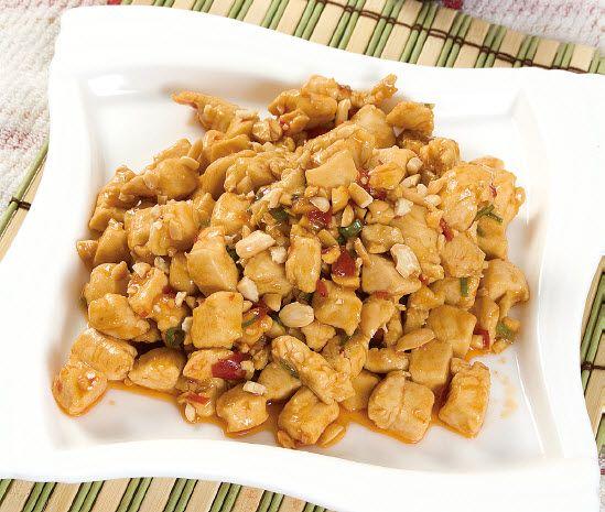 碎米鸡丁怎么做?碎米鸡丁的家常做法