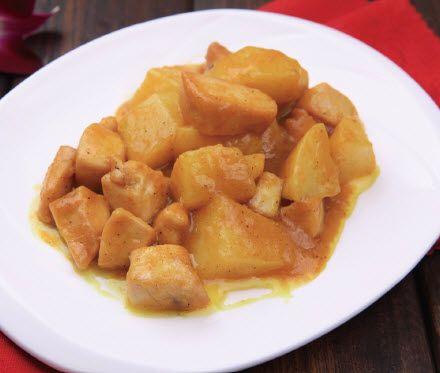 咖喱土豆鸡块怎么做?咖喱土豆鸡块的家常做法