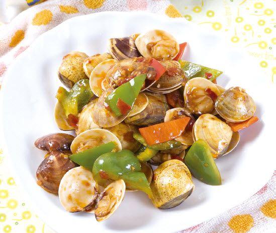 辣炒蛤蜊怎么做?辣炒蛤蜊的家常做法