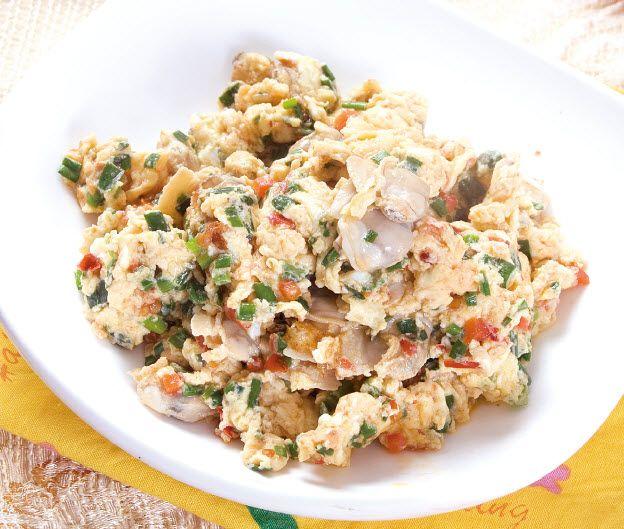 蛤蜊炒韭香怎么做?蛤蜊炒韭香的家常做法