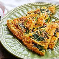 治愈系早餐,这就是幸福,韩式北极虾煎饼!怎么做好吃?治愈系早餐,这就是幸福,韩式北极虾煎饼!的家常做法