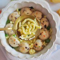 海参鱼肠煮小米面条的做法图解10