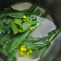 海参鱼肠煮小米面条的做法图解4