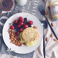 剩面条变身美味早餐饼的做法图解10